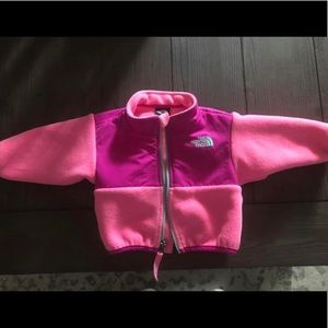 Baby The North Face Fleece jacket